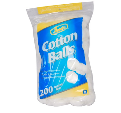 Large size 100% cotton balls