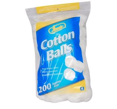 Large size 100% cotton balls