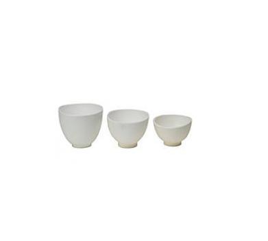 flexible mixing bowl for facial masks