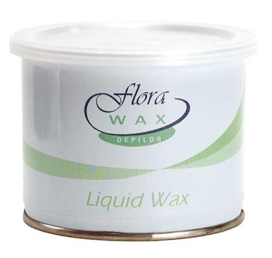 Liquid Wax in 4 varieties for hair removal