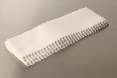 loose weave epilating strips for wax removal