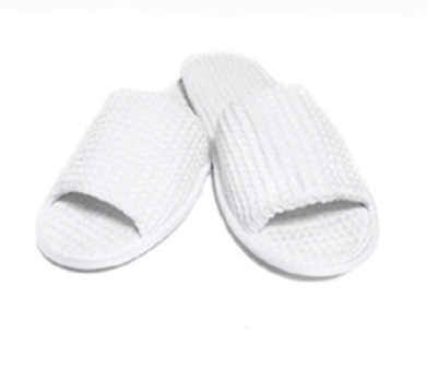 reusable cloth slippers for spas and salons