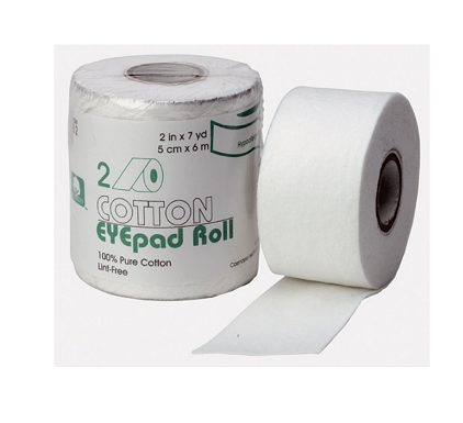 2 pack 100% cotton rolls for facials