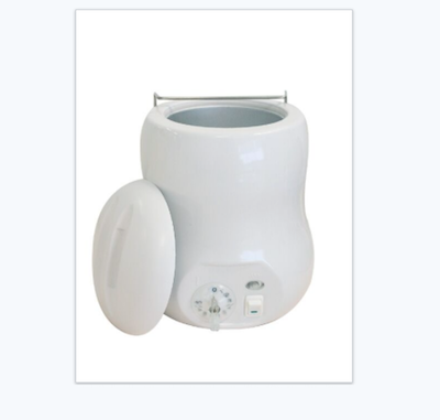 wax heater for pourable and microwavable wax