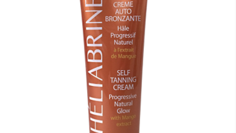 From Monaco, Heliabrine Auto Tan Self Tanning Cream!