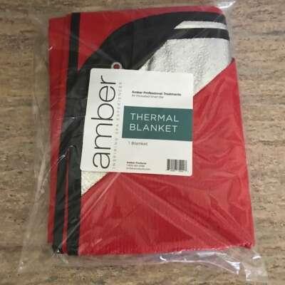 Heat Retentive Space Blanket for Body Treatments
