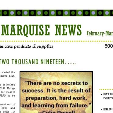 Feb/March Newsletter is Here!