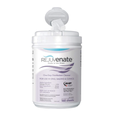 Rejuvenate Wipes Available!